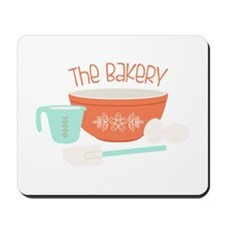 The Bakery Mousepad