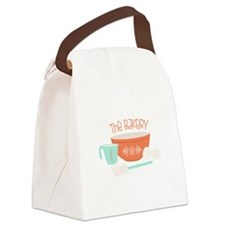 The Bakery Canvas Lunch Bag