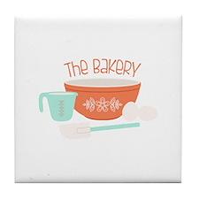 The Bakery Tile Coaster