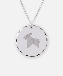 Chinese Goat Necklace
