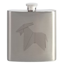 Chinese Goat Flask
