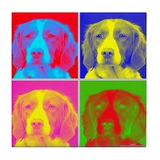 Warhol Tile Coaster