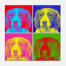 Warhol Tile Coaster