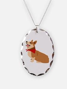 Corgi Dog Necklace