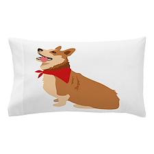 Corgi Dog Pillow Case