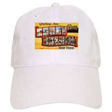 Greetings from Coney Island Baseball Cap