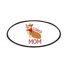 Corgi Mom Patches