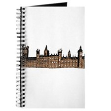 Graphical Sketch Houses of Parliament Journal
