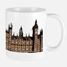 Graphical Sketch Houses of Parliament Mugs