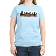 Graphical Sketch Houses of Parliament T-Shirt