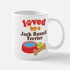 Loved By A Jack Russel Terrier Mug