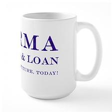 Karma Savings Loan Mug