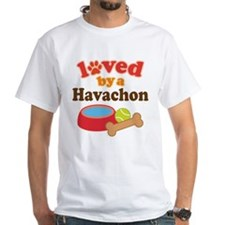 Loved By A Havachon Shirt
