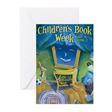 2008 Children's Book Week Greeting Cards (10 Pk)