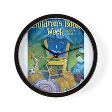 2008 Children's Book Week Wall Clock
