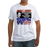 American Failure Anti-Kerry Fitted T-Shirt