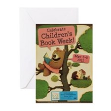 2011 Children's Book Week Greeting Cards (10pk)