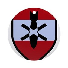 Luftschutz-truppenschule.swiss Ornament (Round)