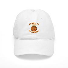 My Halloween Birthday Baseball Cap