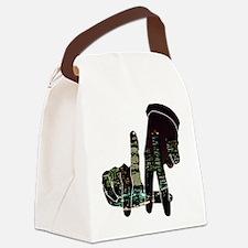 LA Canvas Lunch Bag