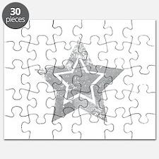Cowboy star Puzzle