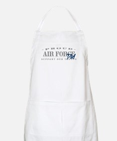 Proud Air Force Dad (Blue) BBQ Apron