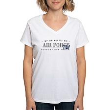 Proud Air Force Dad (Blue) Shirt