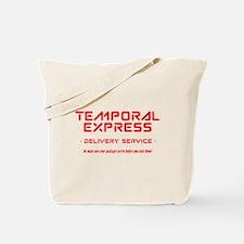 Temporal Express Tote Bag