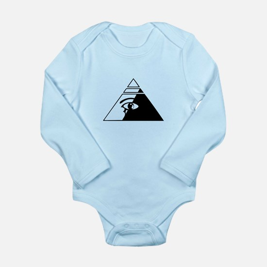 Eye of the pyramid Body Suit