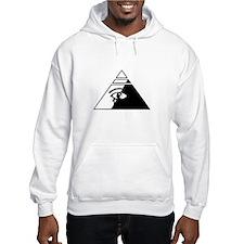 Eye of the pyramid Hoodie Sweatshirt