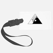 Eye of the pyramid Luggage Tag