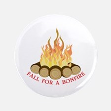 "A Bonfire 3.5"" Button"