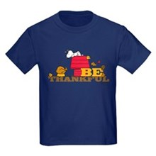 Be Thankful Kids T-Shirt