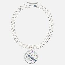 Piccolo Charm Bracelet, One Charm