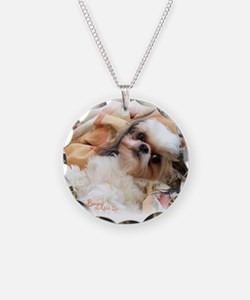 BonnyTheShihTzu_Snuggles Necklace