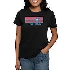 Stripe Just Mauid 15 Tee