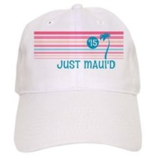 Stripe Just Mauid 15 Baseball Cap
