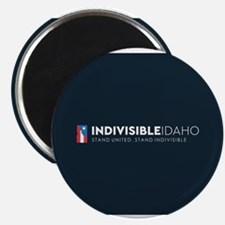 "Indivisible Idaho 2.25"" Magnet Magnets"