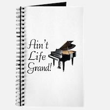 Ain't Life Grand Piano Journal