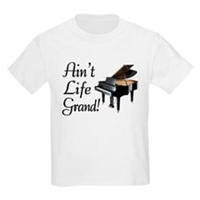 Ain't Life Grand Piano T-Shirt