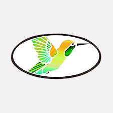 Lemon Lime Sorbet Hummingbird Patches