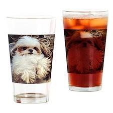 BonnyShihTzu_Fluffy Drinking Glass
