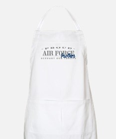 Proud Air Force Brother (Blue) BBQ Apron