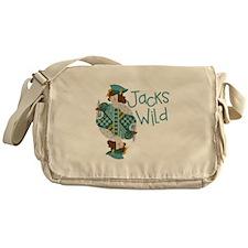 Jacks Wild Messenger Bag
