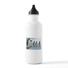 Emperor Penguins Counc Water Bottle