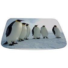 Emperor Penguins Council Bathmat