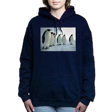 Emperor Penguins Council Women's Hooded Sweatshirt