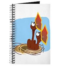 Hungry Birdies Journal