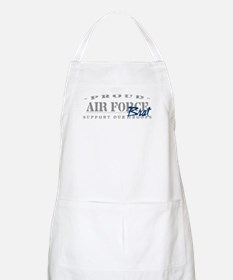 Proud Air Force Brat (Blue) BBQ Apron