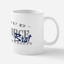 Proud Air Force Brat (Blue) Mug